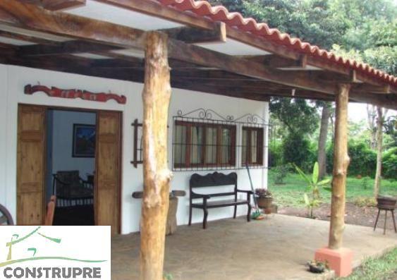 Proyecto casa de campo en ataco m2 hecho por construprefabricadas - Casas prefabricadas para el campo ...